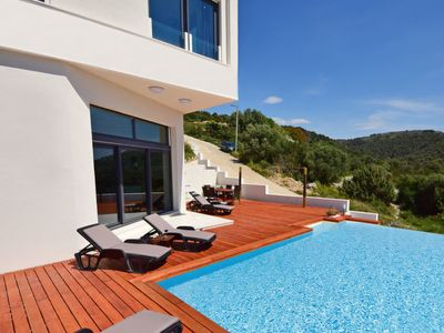 Photo for Vacation home Andrea  in Trogir/Okrug Gornji, Central Dalmatia - 6 persons, 3 bedrooms