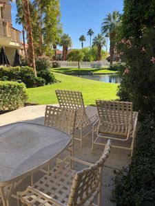 Photo for PGA , Palmer Course, delightful lower unit, 2 bed 2 bath, avail. Feb. and March.