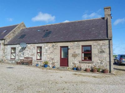 Photo for HILLVIEW BOTHY, pet friendly, with a garden in Cullen, Ref 952897