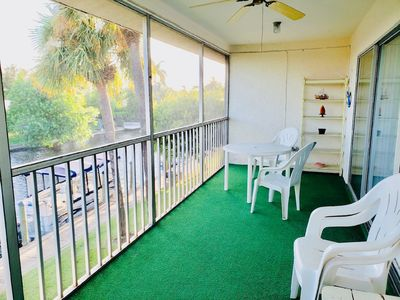 Photo for 55+ condo community with easy access to all Cape Coral ammenities