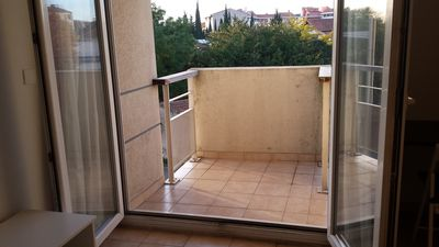 Photo for Studio apartment for 2 people in the center of Aix en Provence