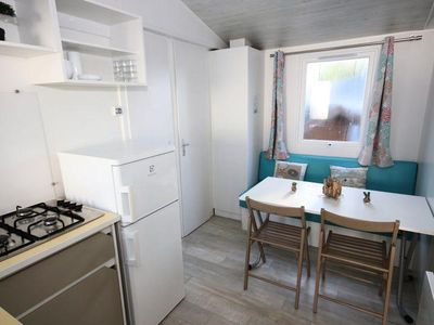 Photo for Camping Kerzerho **** - Mobile home COZY 3 rooms 2/4 people