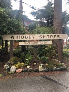 """Photo for Whidbey Island  """"Buddy's Beach House"""" - Amazing location on the beach"""