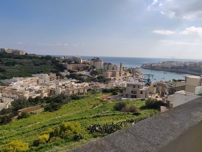 Photo for Panoramic Penthouse enjoying sea and country views