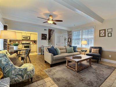 Photo for Cozy, Carriage House Home in Historic Downtown