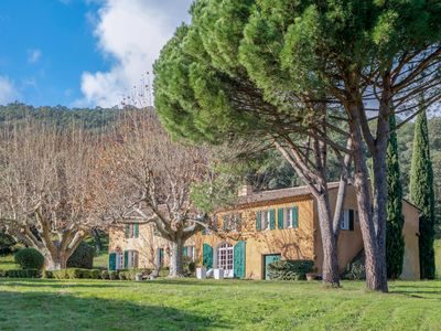 Photo for Provence Country Villa - 6 BR, Pool & Garden