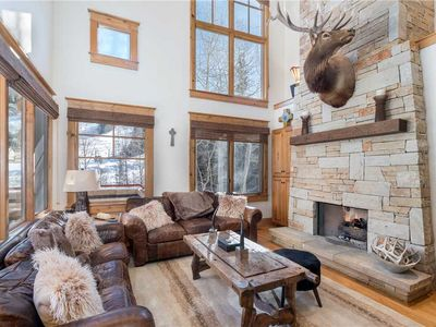 Photo for AVAILABLE FOR BLUEGRASS! - Views Galore in this Spacious Townhome in Mountain Village
