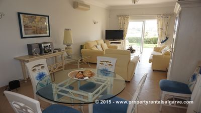 Ground Floor 2 Bedroom Apartment on Boavista  Golf Resort near Lagos