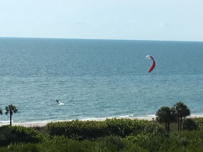 Photo for Luxurious Beach front Condo with Spectacular Views!