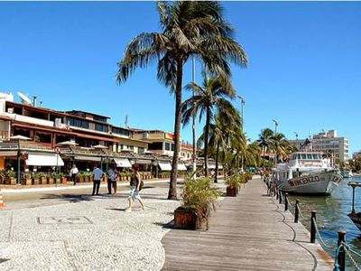 Photo for 1BR Apartment Vacation Rental in Cabo Frio, RJ