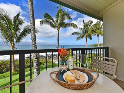 Photo for Napili Direct Oceanfront By The Beach! New Unit Winter Vacancies: NS I270