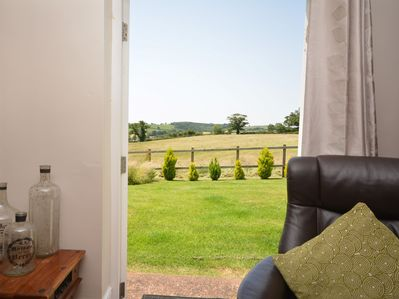 Enjoy countryside living from indoors