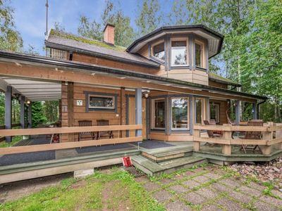 Photo for Vacation home Vinnari in Ikaalinen - 8 persons, 3 bedrooms