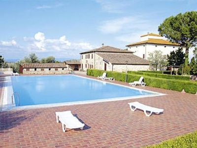 Photo for Agri-tourism Cercignano, Colle di Val d'Elsa  in Um Siena - 6 persons, 2 bedrooms