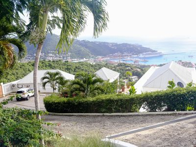 Photo for 1-Bedroom Condo at Villa Ithaca Overlooking Charlotte Amalie Harbor
