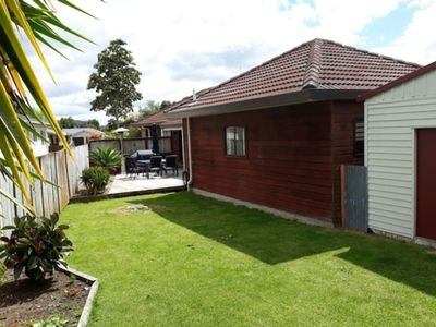 Photo for Kiwi Bach Holiday with room to move