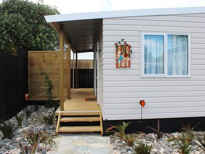 Photo for Orewa Kiwi Cabins - Tui