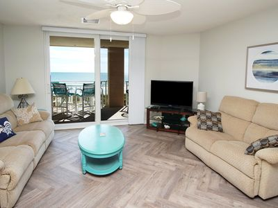 Photo for HYPERION TOWERS of North Myrtle Beach... popular oceanfront condos from THOMAS Beach Vacations