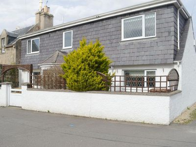 Photo for 3 bedroom property in Nairn. Pet friendly.
