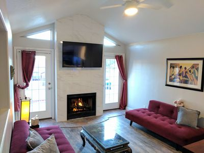 Photo for 5 Star Accommodations! 3 BDRMS, 2 BA, 2 TV, CABLE, CLEAN & COMFORTABLE