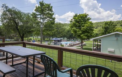 Photo for Driftwater Resort Cabin #11 On Lake Taneycomo