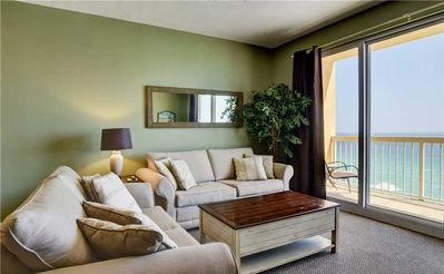 Photo for Stunning 12th Floor Condo In Famous Calypso Resort