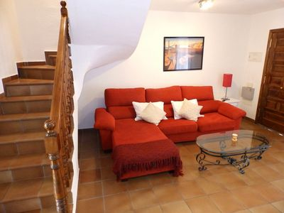 Photo for Spacious Duplex ideal for families in Playa Cabezo