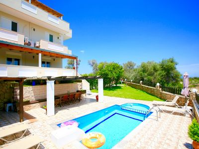 Photo for Large and traditional village with private pool, free wi-fi, panoramic views