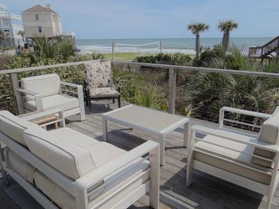 Photo for FREE $250 Beach Gear Credit & $200 Grocery Gift Card! Lovely Ocean Views! Open layout w/Mother-In-Law Suite