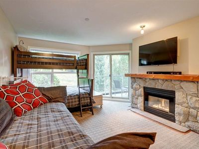 Photo for Blackcomb Ski-In/Ski-Out, Deck with Mountain Views/ Perfect For Families