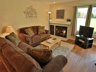 1 Bedroom Trout Creek Condo #37. Walk outside to the Recreation Field, Fitness Center, Pool