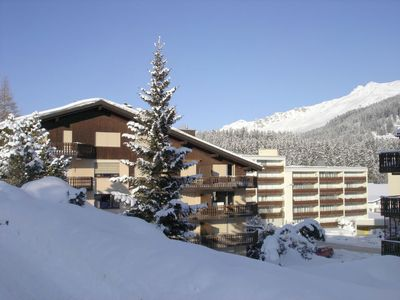 Photo for 2 bedroom Apartment, sleeps 6 in Lenzerheide with WiFi