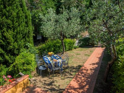 Photo for Apartment in the center of Poggio Alla Baghera with Parking, Internet, Washing machine, Pool (116951)