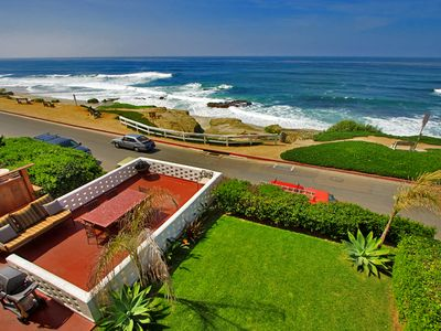 Classic Oceanfront Home w/ Spectacular Views & Large Yard