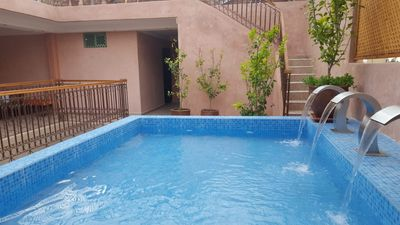 Photo for Luxury Riad with top roof pool for Exclusive use