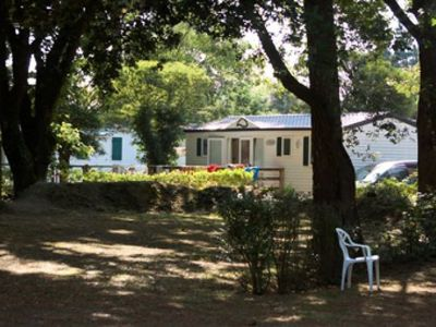 Photo for Camping Les Biches ***** - mobile home 4 people - 4 places (between 0 and 5 years)