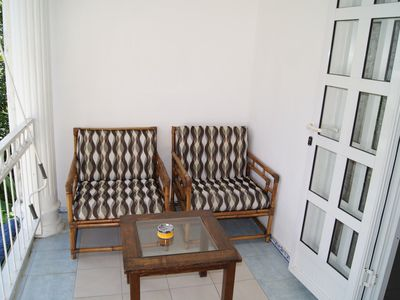 Photo for Beautiful apt with balcony and Wifi