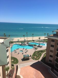 Photo for SONORAN SPA 1bd 1ba oceanfront condo ready for you to relax!