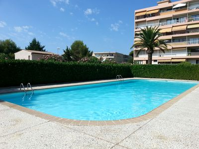 Photo for 3 Room Apartment 70m2, Air Conditioned, Swimming Pool.
