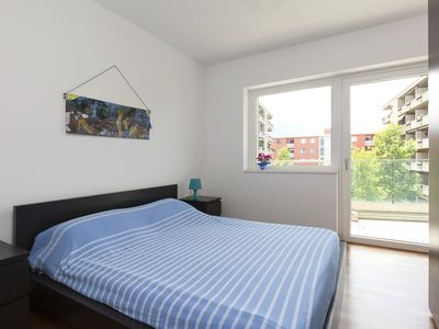 Photo for Modern two-room apartment 5 minutes' walk away from the lakefront of Lugano - PRESTIGE DU LAC  28