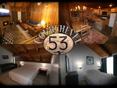 Photo for Newly refurbished condo less than 700 feet from Canyon Lodge