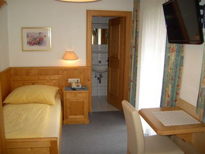 Photo for Single room No. 8 - Pension Rieder