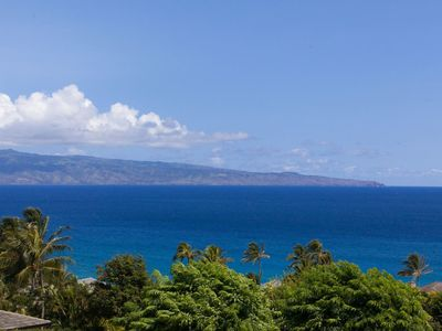 Photo for The ocean is so close you can hear the waves! This remodeled villa features exquisite ocean vistas!