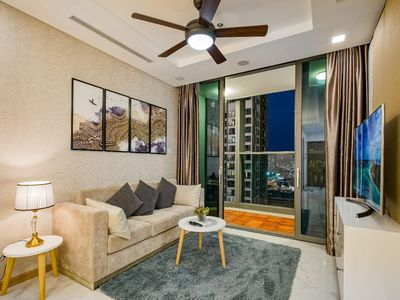 Photo for Ho Chi Minh City 2 Bedroom Luxury Apartment
