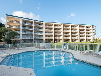 Photo for 4BR, 3BA Condo at Harbor Cove with Private Slip – Pools, Spa, & Tennis