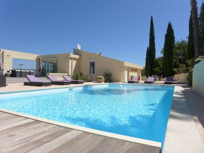 Photo for Vacation home Villa Les Toscanes in Roquebrune sur Argens - 10 persons, 5 bedrooms