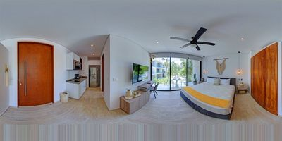 Photo for Panoramic C 202- Luxurious Studio Apartment By Salt- Kisses