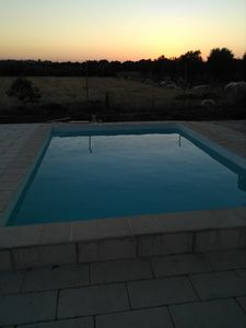 Photo for Villa with swimming pool in the protected marine area of ​​Torre Guaceto
