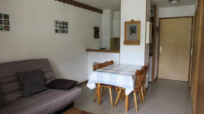 Photo for Apartment at the foot of the slopes in Termignon - 2 Room Apartment 4 people
