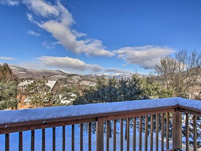 Photo for 3BR Condo Vacation Rental in Bartlett, New Hampshire